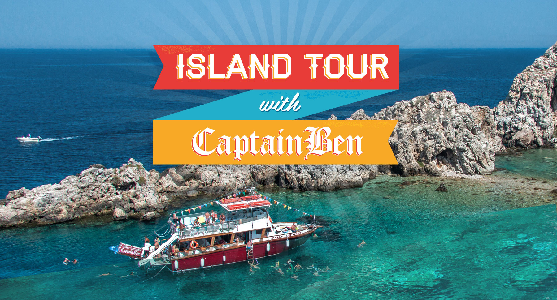 Island Tour with Captain Ben